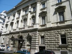 Akadémia u. 17. - Az egykori pártközpont